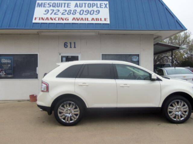 2008 Ford Edge for sale at MESQUITE AUTOPLEX in Mesquite TX