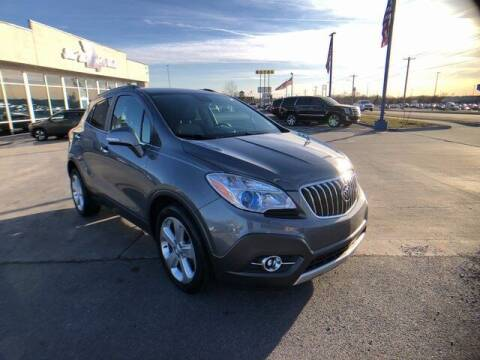 2015 Buick Encore for sale at Show Me Auto Mall in Harrisonville MO