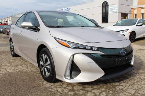 2018 Toyota Prius Prime for sale at SHAFER AUTO GROUP in Columbus OH