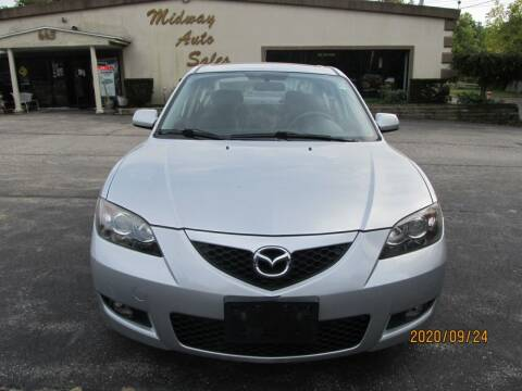 2008 Mazda MAZDA3 for sale at Mid - Way Auto Sales INC in Montgomery NY