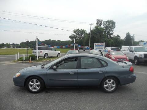 2001 Ford Taurus for sale at All Cars and Trucks in Buena NJ