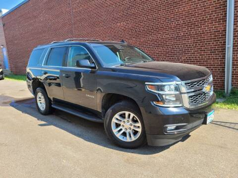 2015 Chevrolet Tahoe for sale at Minnesota Auto Sales in Golden Valley MN