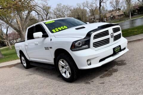 2015 RAM Ram Pickup 1500 for sale at Island Auto in Grand Island NE