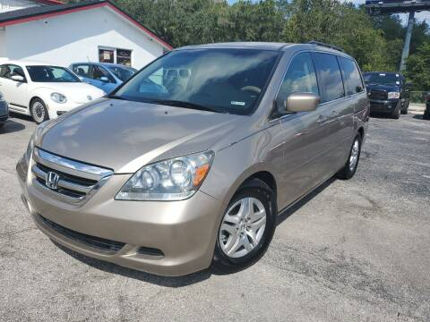 2007 Honda Odyssey for sale at Mars auto trade llc in Kissimmee FL