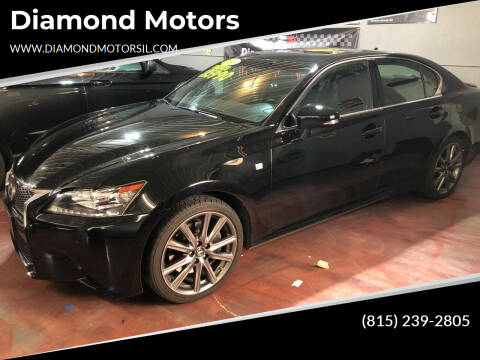 2013 Lexus GS 350 for sale at Diamond Motors in Pecatonica IL