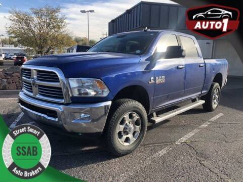 2016 RAM Ram Pickup 2500 for sale at Street Smart Auto Brokers in Colorado Springs CO