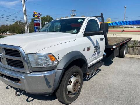 2012 RAM Ram Chassis 5500 for sale at Z Motors in Chattanooga TN