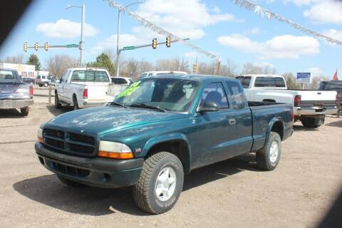 1998 Dodge Dakota for sale at Northern Colorado auto sales Inc in Fort Collins CO