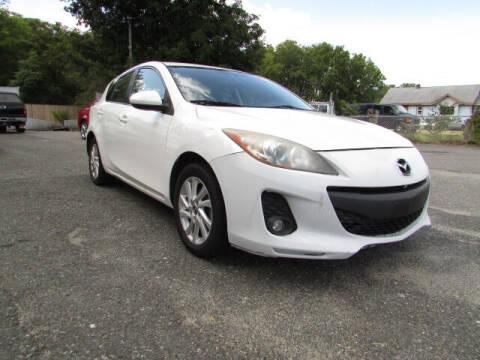 2013 Mazda MAZDA3 for sale at Auto Outlet Of Vineland in Vineland NJ