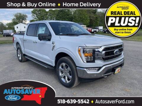 2021 Ford F-150 for sale at Autosaver Ford in Comstock NY