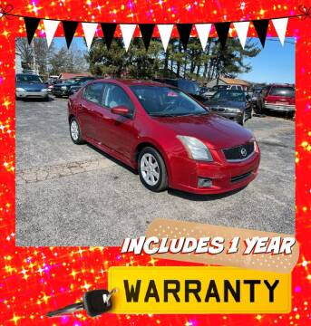 2011 Nissan Sentra for sale at LAUER BROTHERS AUTO SALES in Dover PA