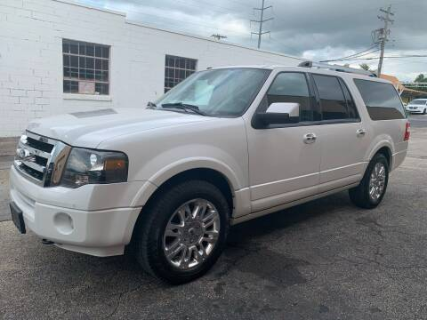 2013 Ford Expedition EL for sale at Martys Auto Sales in Decatur IL