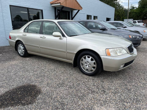 2004 Acura RL for sale at Ron's Used Cars in Sumter SC