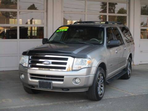 2008 Ford Expedition EL for sale at Select Cars & Trucks Inc in Hubbard OR