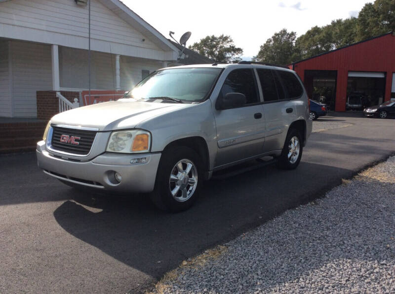 2005 GMC Envoy for sale at Ace Auto Sales - $1200 DOWN PAYMENTS in Fyffe AL