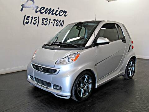 2015 Smart fortwo for sale at Premier Automotive Group in Milford OH