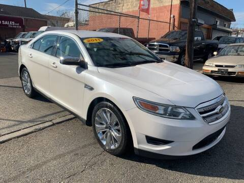 2011 Ford Taurus for sale at United Auto Sales of Newark in Newark NJ