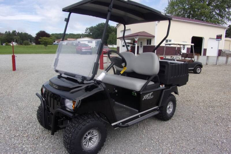 2022 Club Car XRT 800 GAS EX for sale at Area 31 Golf Carts - Gas Utility Carts in Acme PA
