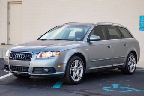 2008 Audi A4 for sale at Carland Auto Sales INC. in Portsmouth VA