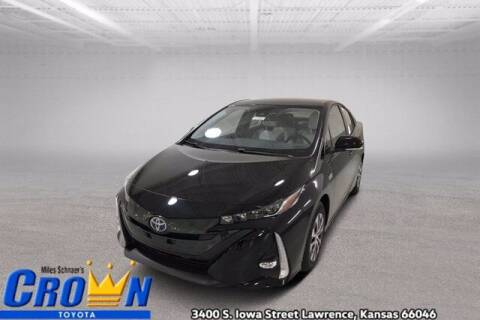 2021 Toyota Prius Prime for sale at Crown Automotive of Lawrence Kansas in Lawrence KS