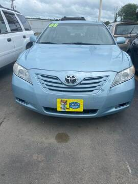 2008 Toyota Camry for sale at Budget Auto Deal and More Services Inc in Worcester MA