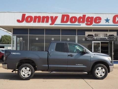 2007 Toyota Tundra for sale at Jonny Dodge Chrysler Jeep in Neligh NE