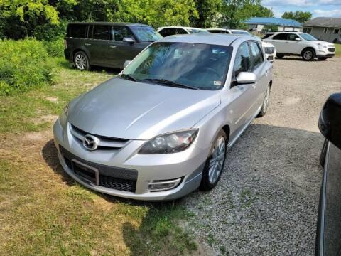 2007 Mazda MAZDASPEED3 for sale at Clare Auto Sales, Inc. in Clare MI