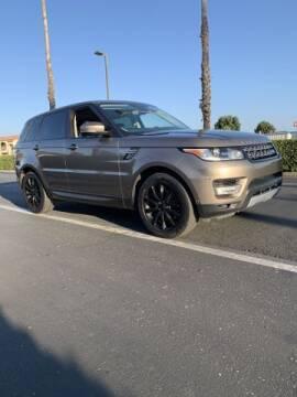2015 Land Rover Range Rover Sport for sale at Auto Toyz Inc in Lodi CA