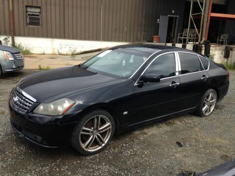 2007 Infiniti M45 for sale at ASAP Car Parts in Charlotte NC