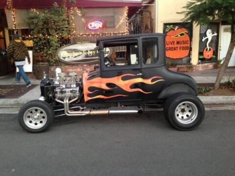 1926 Ford Model T for sale at Classic Car Deals in Cadillac MI