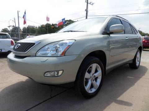 2009 Lexus RX 350 for sale at West End Motors Inc in Houston TX