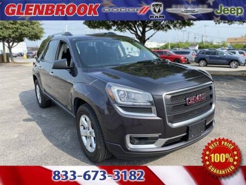 2015 GMC Acadia for sale at Glenbrook Dodge Chrysler Jeep Ram and Fiat in Fort Wayne IN