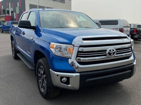 2017 Toyota Tundra for sale at Snyder Motors Inc in Bozeman MT