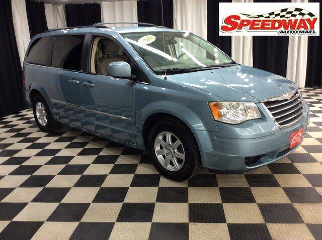 2010 Chrysler Town and Country for sale at SPEEDWAY AUTO MALL INC in Machesney Park IL