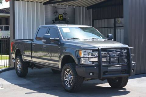 2017 Ford F-350 Super Duty for sale at G MOTORS in Houston TX