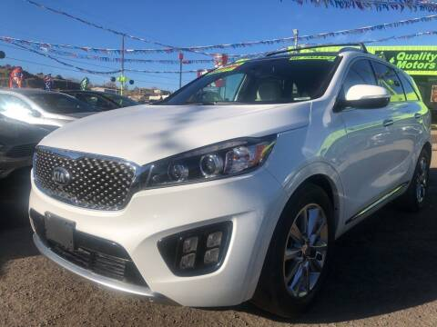2017 Kia Sorento for sale at 1st Quality Motors LLC in Gallup NM
