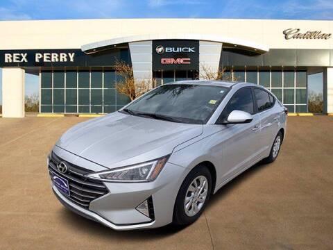 2019 Hyundai Elantra for sale at AutoJacksTX.com in Nacogdoches TX
