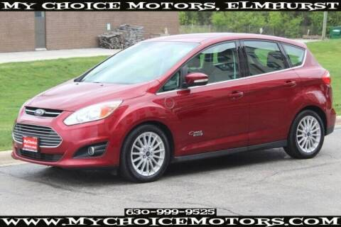 2013 Ford C-MAX Energi for sale at My Choice Motors Elmhurst in Elmhurst IL