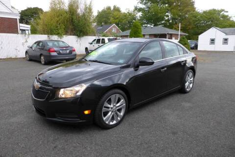 2011 Chevrolet Cruze for sale at FBN Auto Sales & Service in Highland Park NJ