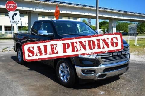 2020 RAM Ram Pickup 1500 for sale at STS Automotive - Miami, FL in Miami FL