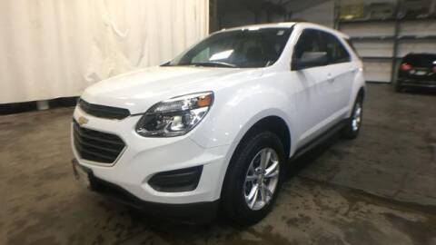 2017 Chevrolet Equinox for sale at Victoria Auto Sales in Victoria MN