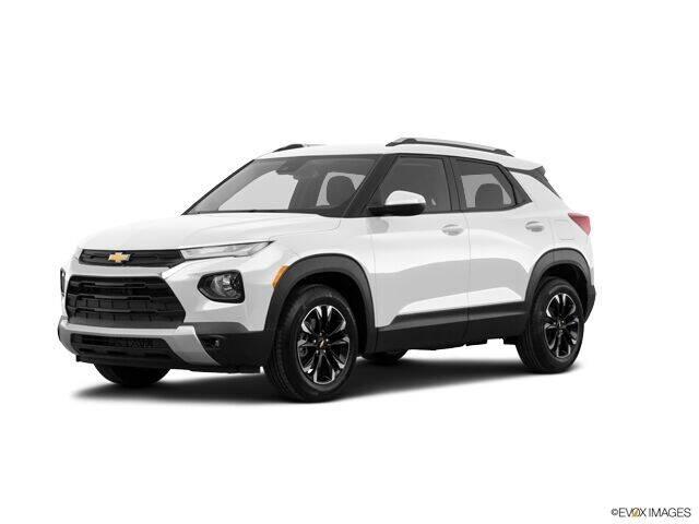 2022 Chevrolet TrailBlazer for sale at BRYNER CHEVROLET in Jenkintown PA