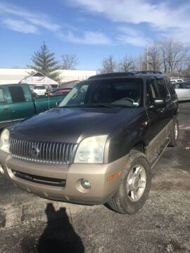 2004 Mercury Mountaineer for sale at Indy Motorsports in St. Charles MO