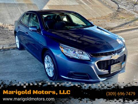 2014 Chevrolet Malibu for sale at Marigold Motors, LLC in Pekin IL