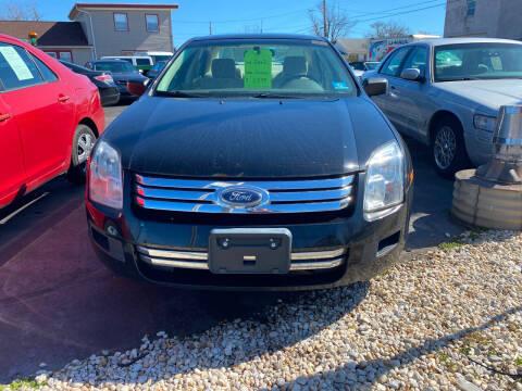 2007 Ford Fusion for sale at Diamond Auto Sales in Pleasantville NJ