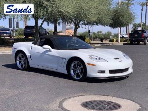 2013 Chevrolet Corvette for sale at Sands Chevrolet in Surprise AZ