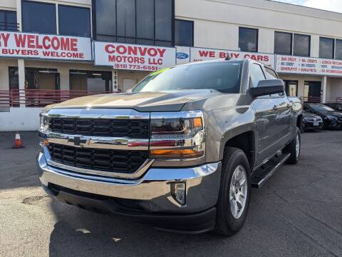2017 Chevrolet Silverado 1500 for sale at Convoy Motors LLC in National City CA