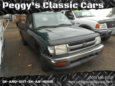 2000 Toyota Tacoma for sale at Peggy's Classic Cars in Oregon City OR