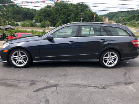 2013 Mercedes-Benz E-Class for sale at W V Auto & Powersports Sales in Charleston WV