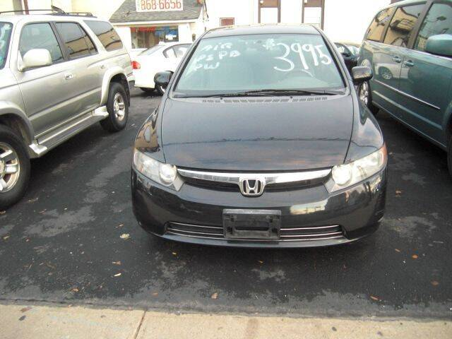 2008 Honda Civic for sale at Nicks Auto Sales Co in West New York NJ